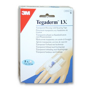 Tegaderm IV Dressing 7cm x 8.5cm, Pack of 5