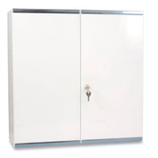 Reliance Medical Budapest Metal Wall Cabinet (White)