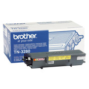 Brother Toner Cartridge TN3280 Black