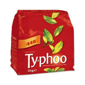 Typhoo One Cup Tea Bags, Pack of 440