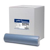 Celtex Blue Embossed Economy Couch Roll, 9 Rolls
