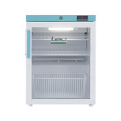 Lec PEGR82UK 82L Pharmacy Refrigerator with Glass Door