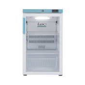 Lec PEGR107UK 107L Pharmacy Refrigerator with Glass Door