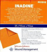 Buy Inadine Non Adherent Dressing, 9.5 x 9.5cm, Pack of 25 (JKP01512) sold by eSuppliesMedical.co.uk