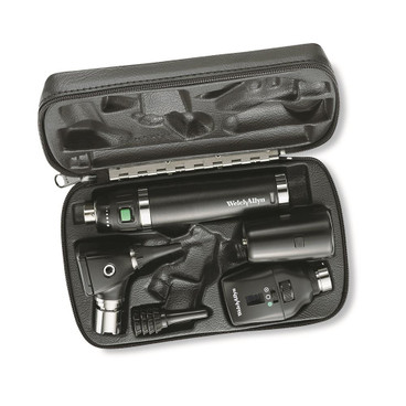 Welch Allyn 3.5v Elite Set with Lithium Ion Rechargeable Handle