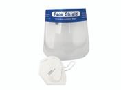Face Shield & FFP2 Mask Set x10 Face Shields & 50 Masks