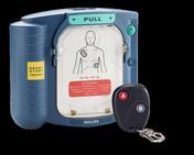 Philips HeartStart HS1 Defibrillator / AED Package
