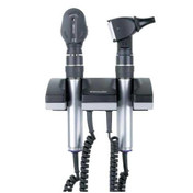 Keeler Standard Cord Otoscope & Ophthalmoscope Wall Set (1964-P-2003)