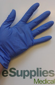 Buy eSupplies Nitrile Gloves, powder Free, Medium, Box of 100 (ESG83M) sold by eSuppliesMedical.co.uk