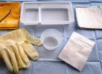Buy National Dressing Pack, Sterile Single Use, Each (36510002_) sold by eSuppliesMedical.co.uk