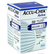 Buy Roche Accuchek Aviva Glucose Testing Strips, Pack of 50 (317-1253) sold by eSuppliesMedical.co.uk