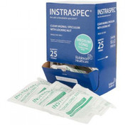 Buy Instraspec Disposable Vaginal Speculum with Lock, Med/Long, Box of 25 (8102mb) sold by eSuppliesMedical.co.uk