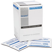 Buy Sterowipe Alcohol Free Cleansing Wipes, Pack of 100 (FA8021) sold by eSuppliesMedical.co.uk
