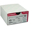 Buy Safil Quick C1046657 3-0 Undyed 70cm 24mm 3/8 Circle Reverse Cutting Needle, Box of 36 (C1046657) sold by eSuppliesMedical.co.uk