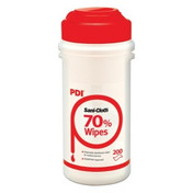 Buy Sani 70 Alcohol Disinfectant Surface Wipes (70% Alc), Tub of 200 (UNXP00159) sold by eSuppliesMedical.co.uk