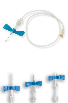 Butterfly Needle K3753 Nipro SafeTouch 23G Blue 30cm x 50 - £23 59