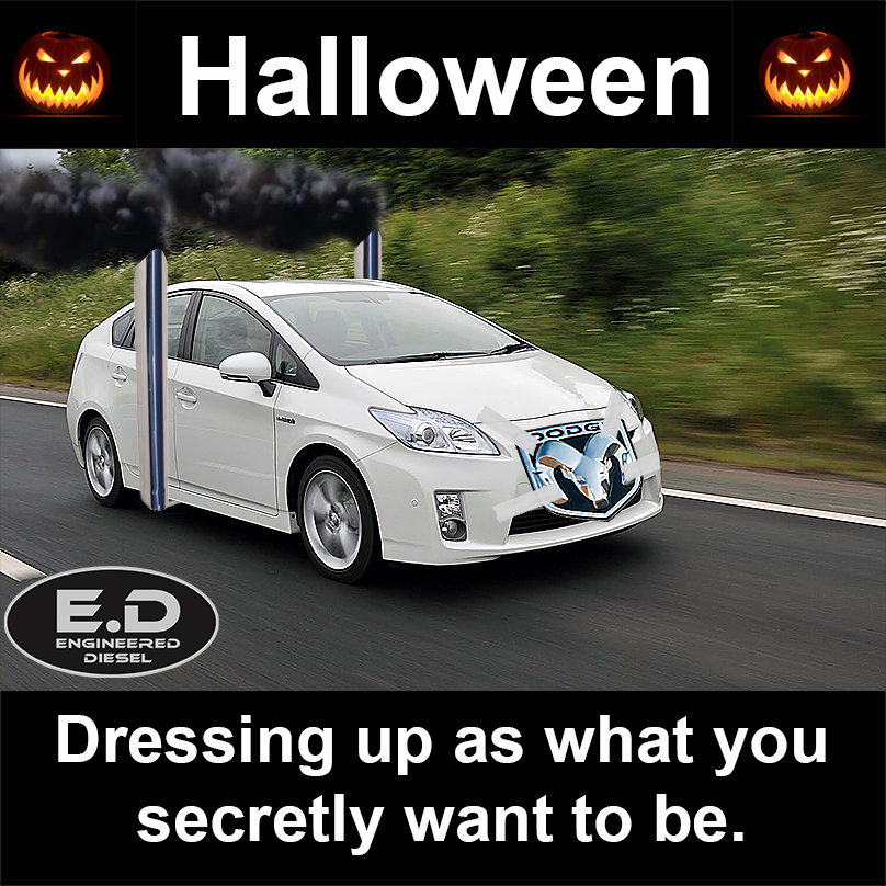 Meme - Halloween Dressing up Prius