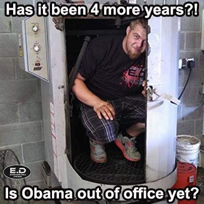 Engineered Diesel meme Is Obama out of office yet?