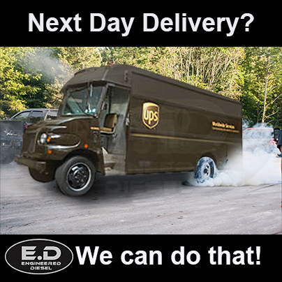 Next Day Delivery!