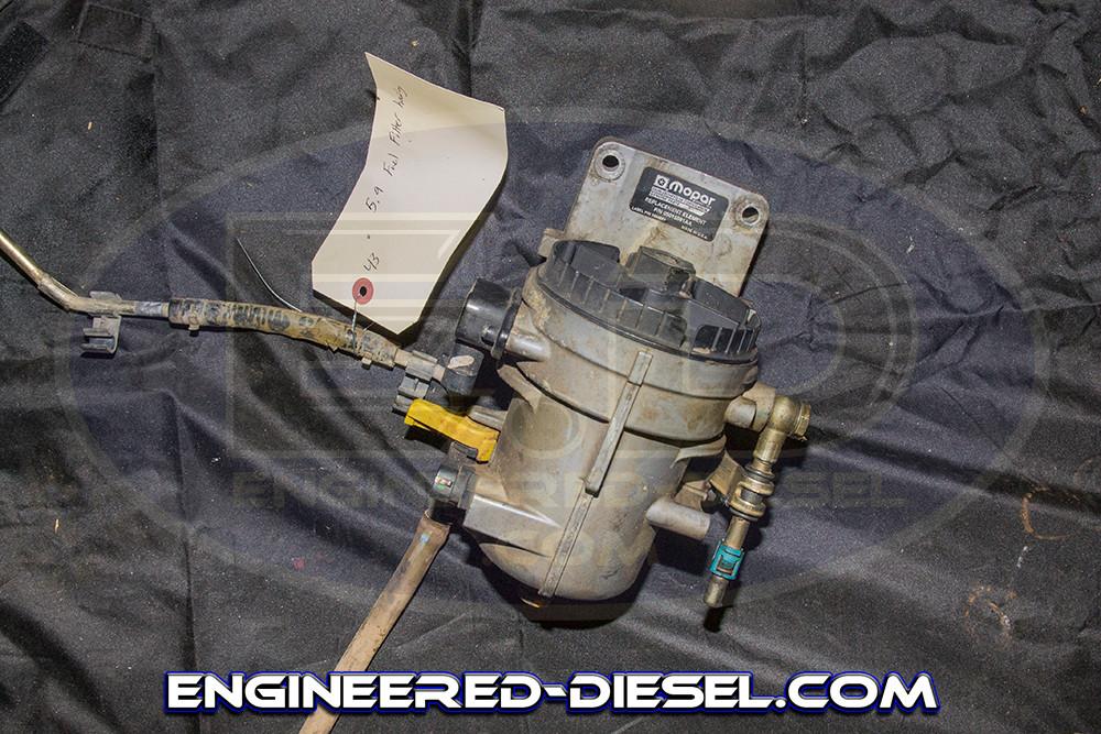 Engineered DieselEngineered Diesel