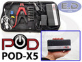 Power On Demand POD-X5 - Diesel Jump Pack , Accessory Charger, & LED Flash Light