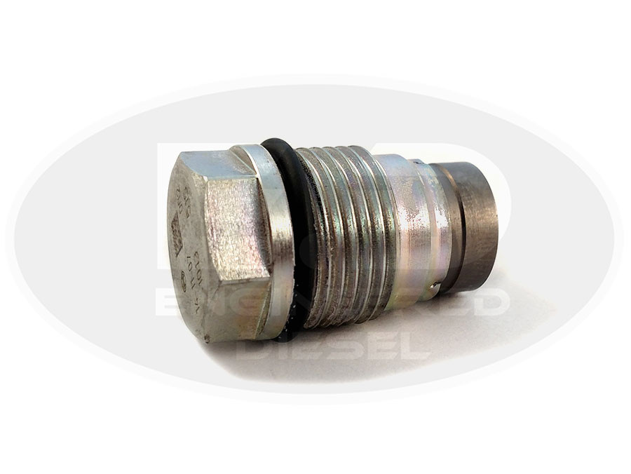 Rail Pressure Relief Valve - Bosch OEM Replacement