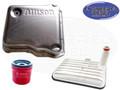 Deep Pan Kit - Allison 1000 - Allison Deep Pan (29536522), Internal Deep Filter (29542824), & External Spin On Filter (29539579)