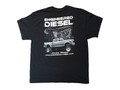 Engineered Diesel T-Shirt  -Truck & Engine