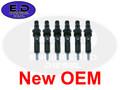5x.022 Cummins 12v Injectors (Set of 6) - 1994 - 1998