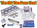 6.0L Powerstroke Head Gasket kit - Premium OEM & ARP