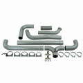 Powerstroke Exhaust - Turbo Back, Dual Stacks, Aluminized.