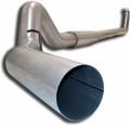 Cummins Exhaust - Turbo Back Single Side. 5in. Aluminized.