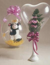 Heart Rose Vase
