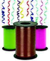 Satin Crimped Curling Ribbon