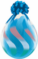 "Qualatex 18"" Stuffing Balloon, ASSORTED SPRAYS"