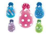 "Qualatex 18"" Stuffing Balloon, EASTER ASSORTED PRINTS"