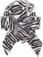 Zebra Print, Berwick Perfect Pull Bows