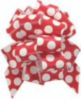 Dots Print, Berwick Perfect Pull Bows