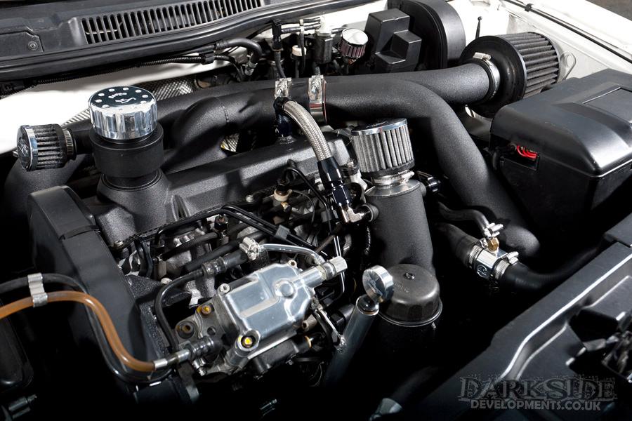 Golf Mk4 90 1 9 8v Alh