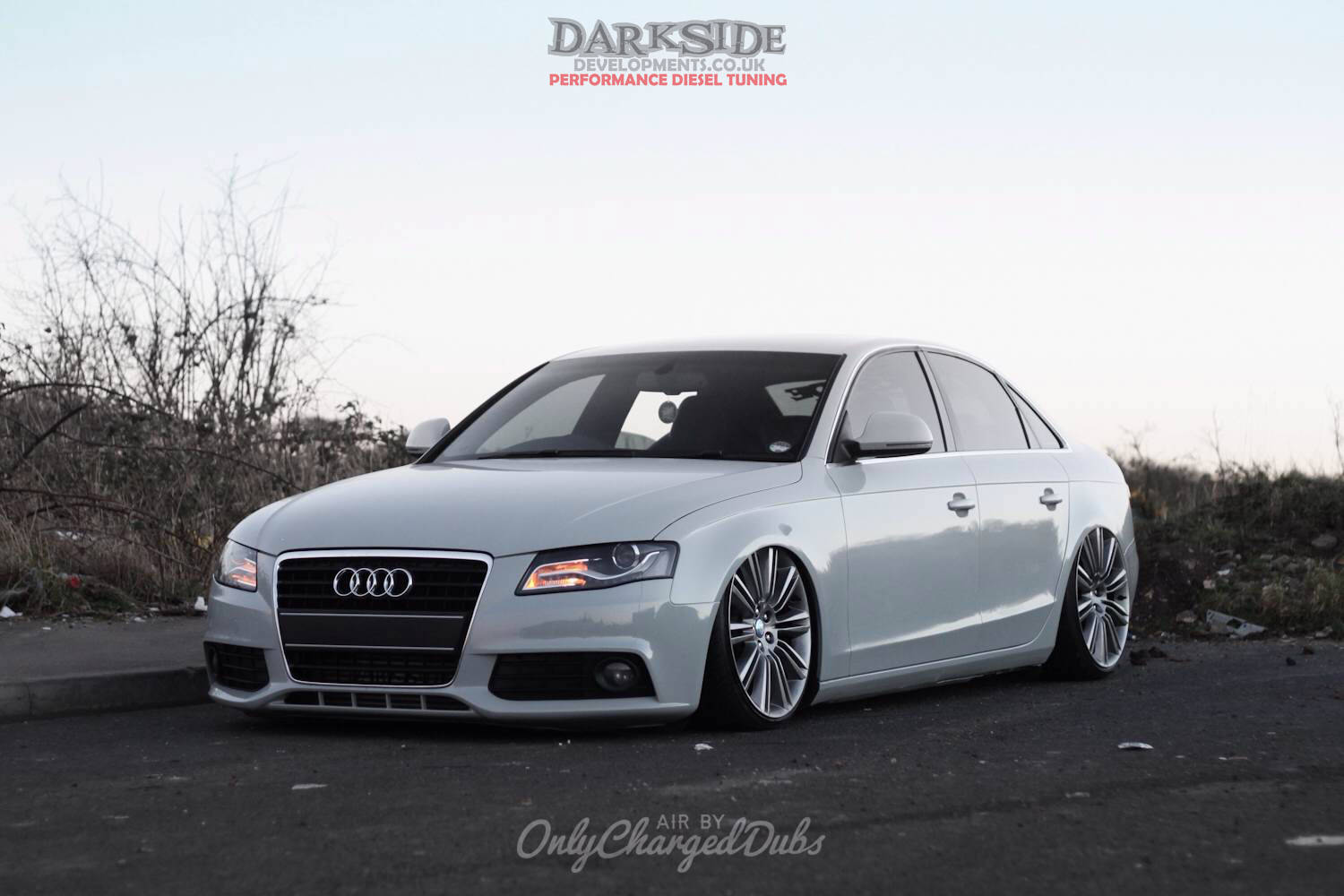 Darkside Developments A4 B8 2 0tdi