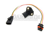 Bosch 6 BAR MAP Manifold Pressure Sensor  with Wiring Harness Adapter