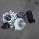 Used TTE525R IS38 Turbocharger for VW / AUDI 2.0T TSI S3 8V/Golf R Mk7 (TTE525R) - Requires Rebuild