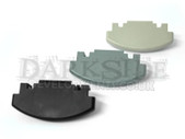 VW Golf Mk4 / Bora / Passat Front Armrest Lid Clip / Catch Repair Kit (Black, Beige and Grey)