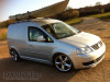 Customers Mk3 Caddy on Bilstein Front Coilovers and Darkside Caddy Low Shackles