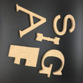 MDF Letters - 1/4 Inch Thick | SignFactory.com