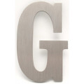 """1/8"""" Thick Aluminum Letters & Numbers"""