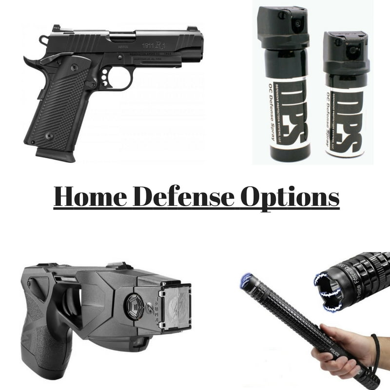 Home Prep: Building Better Self-Defense into Your Home Security ...