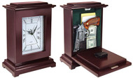 Tall Rectangular Gun Concealment Clock