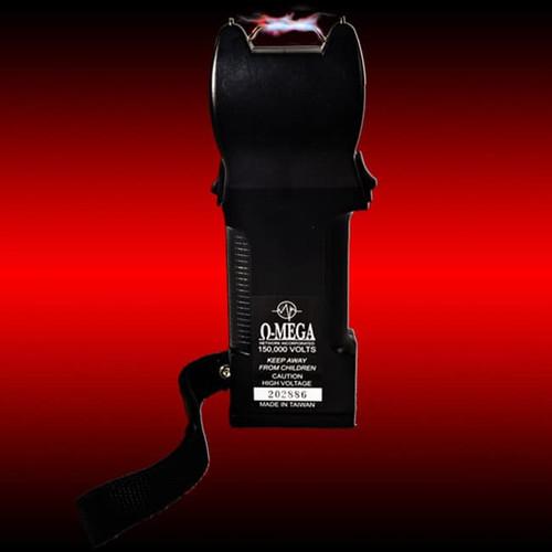 Omega Super Stunner 150,000 Volt Stun Gun