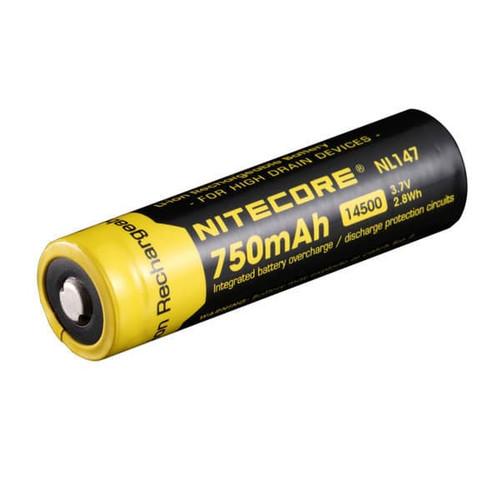 Nitecore Rechargeable Batteries 750mAh